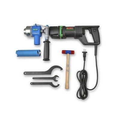 Bohrmaschine - Komplettset für Trockenbohren