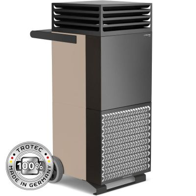 Raumluftreiniger TAC M in bronze/schwarz