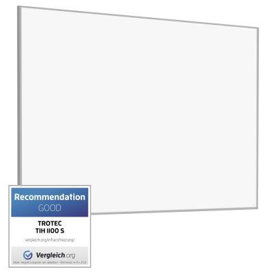 Infrarot-Heizplatte / Infrarotheizung TIH 1100 S