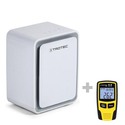 Luftentfeuchter TTK 24 E + Klimadatenlogger BL30