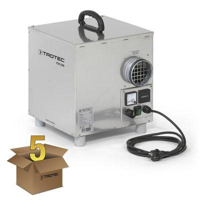 Adsorptionstrockner TTR 160 im 5er Pack