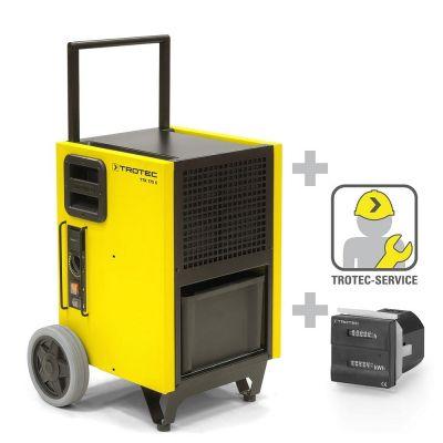 Luftentfeuchter TTK 175 S + Dualzähler MID-konform inklusive Einbau