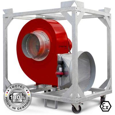 Radialventilator TFV 300 Ex