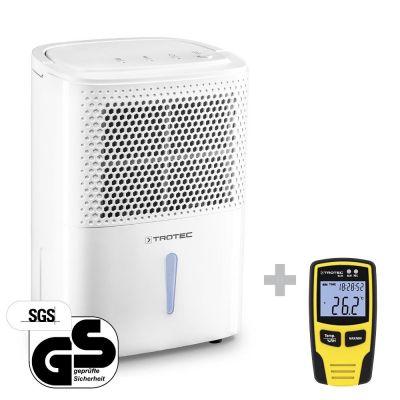Luftentfeuchter TTK 26 E + Klimadatenlogger BL30