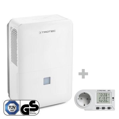 Luftentfeuchter TTK 127 E + Energiekosten-Messgerät BX11