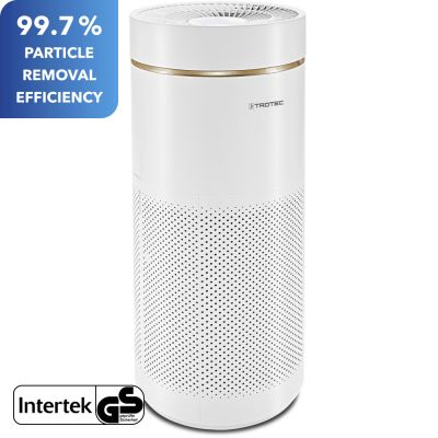 Design-Luftreiniger AirgoClean® 170 E mit HEPA-Filter
