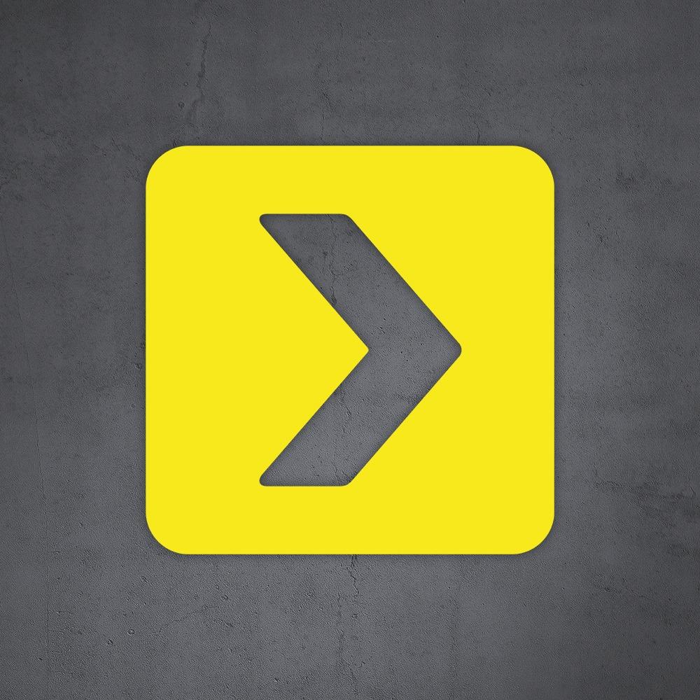 Schutzpaket Großraum-Büro mit TAC V+ in gelb