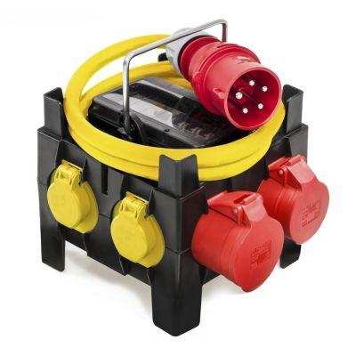Mobiler Stromverteiler PV32