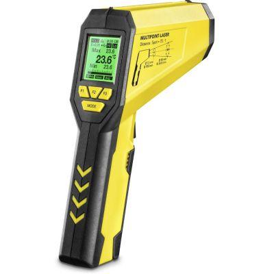 Infrarot-Thermometer / Pyrometer TP10 Multipunkt Laser