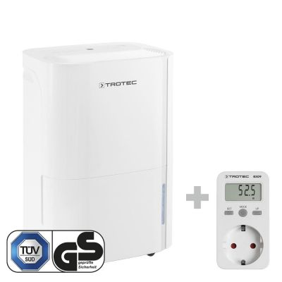 Luftentfeuchter TTK 54 E + Energiekosten-Messgerät BX09