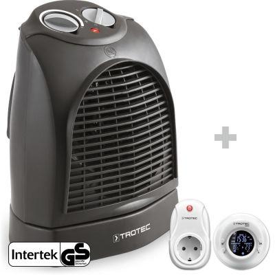 Heizlüfter TFH 22 E + Funk-Thermostat BN35