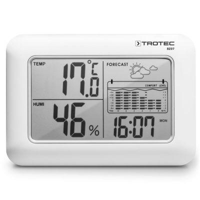 Wetterstation und Innenraum-Klimamonitor BZ07