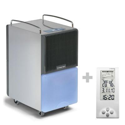 Luftentfeuchter TTK 122 E + Design-Wetterstation BZ06