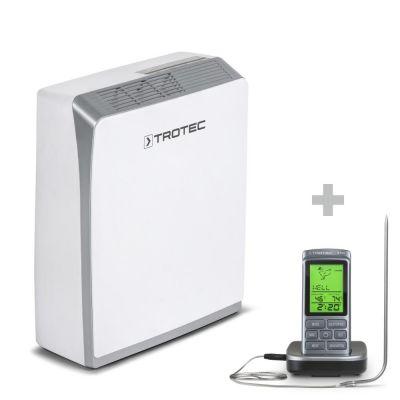 Adsorptionstrockner TTR 56 E + Grillthermometer BT40