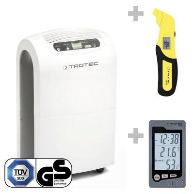 Komfort Luftentfeuchter TTK 100 E + BZ05 + BY10