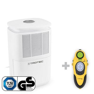 Luftentfeuchter TTK 30 E + Wallscanner BI15