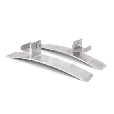 Standfüße für die Infrarot-Heizplatten der TIH S-Serie (2er Pack)