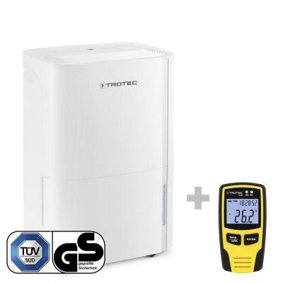 Luftentfeuchter TTK 54 E + Klimadatenlogger BL30