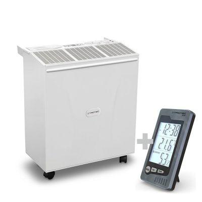 Verdunstungs-Luftbefeuchter B 400 + Raum-Thermohygrometer BZ05