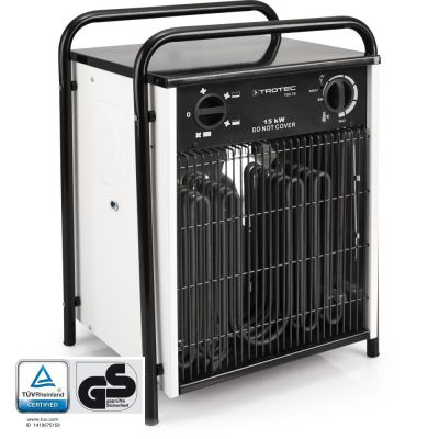 Elektroheizer TDS 75 Gebrauchtgerät Klasse 1