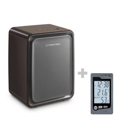 Luftentfeuchter TTK 24 E BS + Raum-Thermohygrometer BZ05