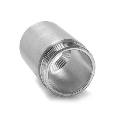 50-mm-Schlauchanschlussstutzen zur Prozessluftabfuhr