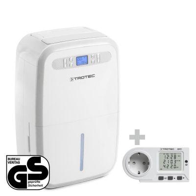 Luftentfeuchter TTK 95 E + Energiekosten-Messgerät BX11