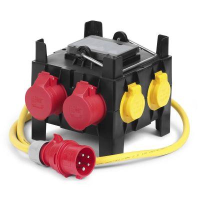Mobiler Stromverteiler PV16