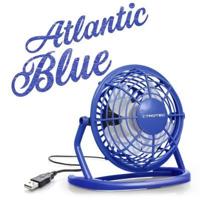 USB Ventilator Atlantic Blue TVE 1B