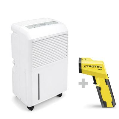 Luftentfeuchter TTK 90 E + Pyrometer-Taupunktscanner BP25